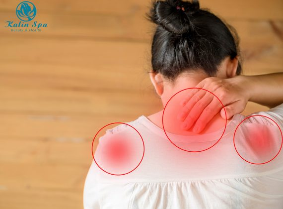 nguyên nhân và triệu chứng đau vai gáy