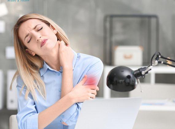 Tại sao làm việc văn phòng thường đau vai gáy?